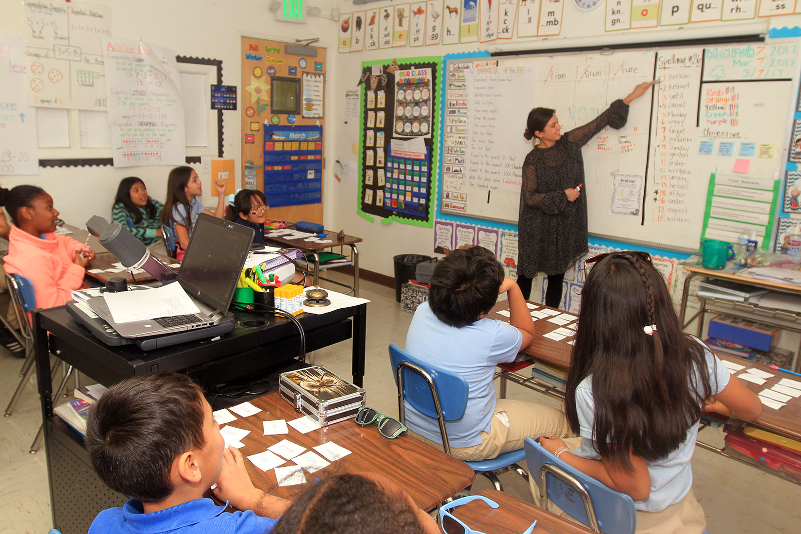 ISANA Classroom